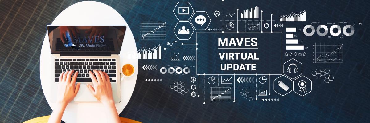 MAVES Virtual Update banner